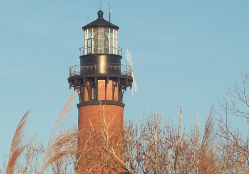 Currituck Lighthouse, Photo by Stryker33 - Wikimedia Commons