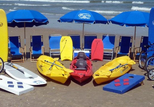 Rental Equipment from Just for the Beach