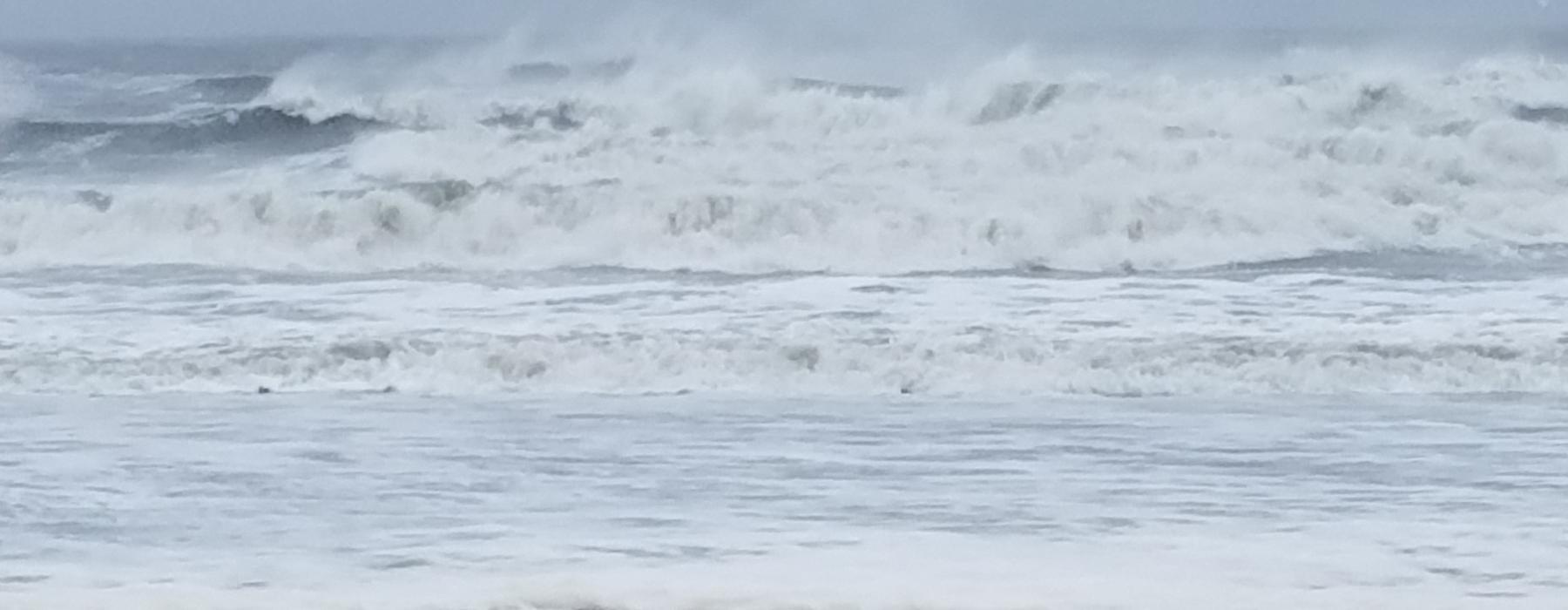 Stormy Surf Carova