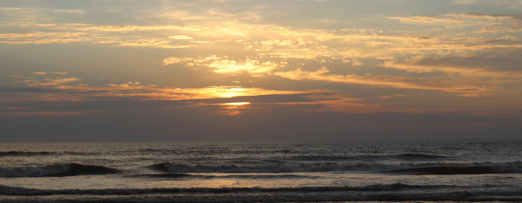 Carova Beach Sunrise, OBX